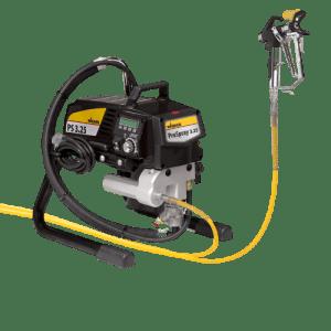 airless sprayer repair